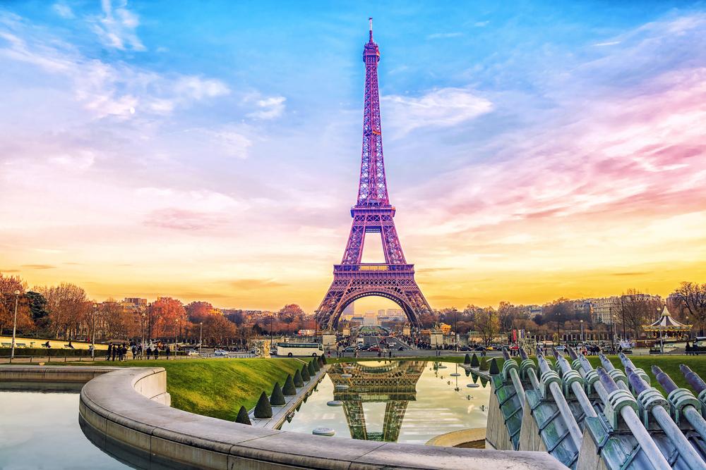 Tour Eiffel à Paris